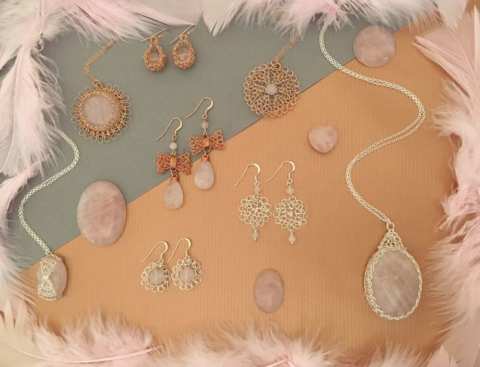 La Vie en Rose... Quartz!