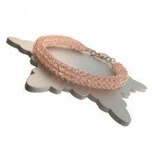Rose Gold Sparkle Bracelet