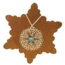 Turquoise Chi Necklace